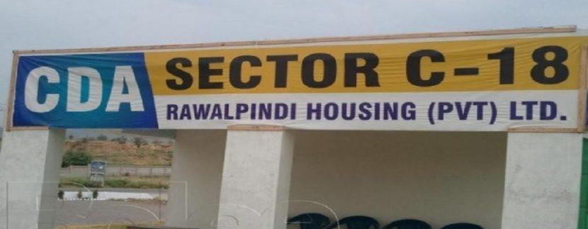 Rawalpindi Housing Society C-18