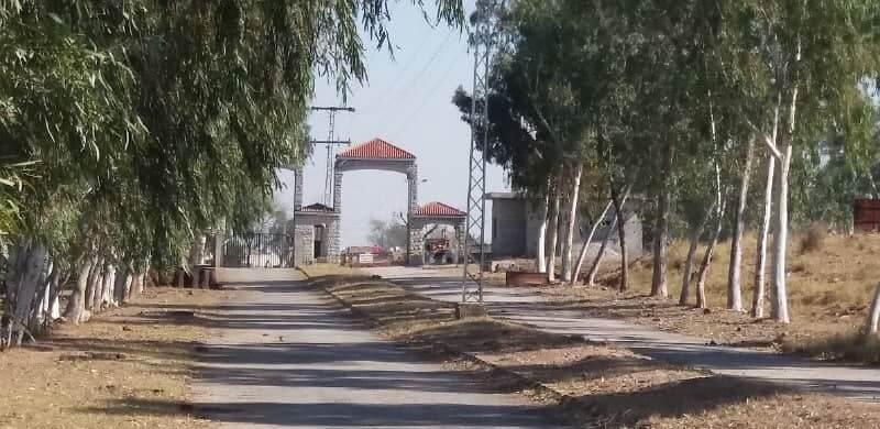 Kashmir Model Town Rawalpindi