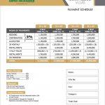 Green Square Villas-Payment Schedule