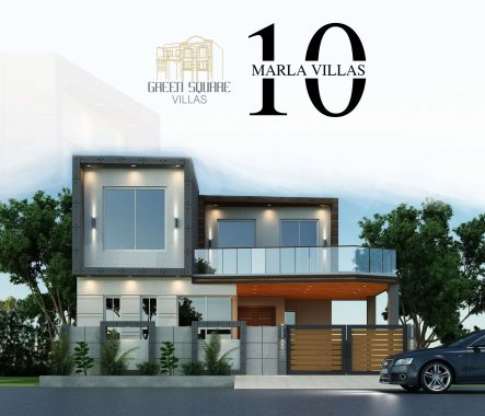 Green Square Villa 10 Marla