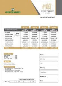 Green-Square-Villas-Payment-Plan