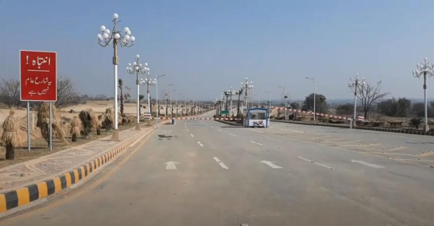 Nova-City-Islamabad-Main-Road