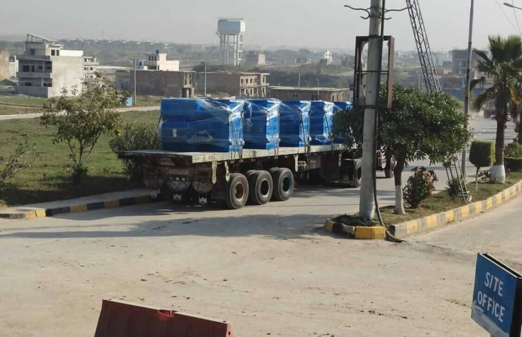 university-town-electric-transformers-unloading