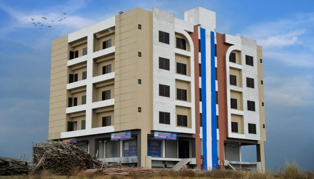 University-Town-Islamabad-Commercial-Market