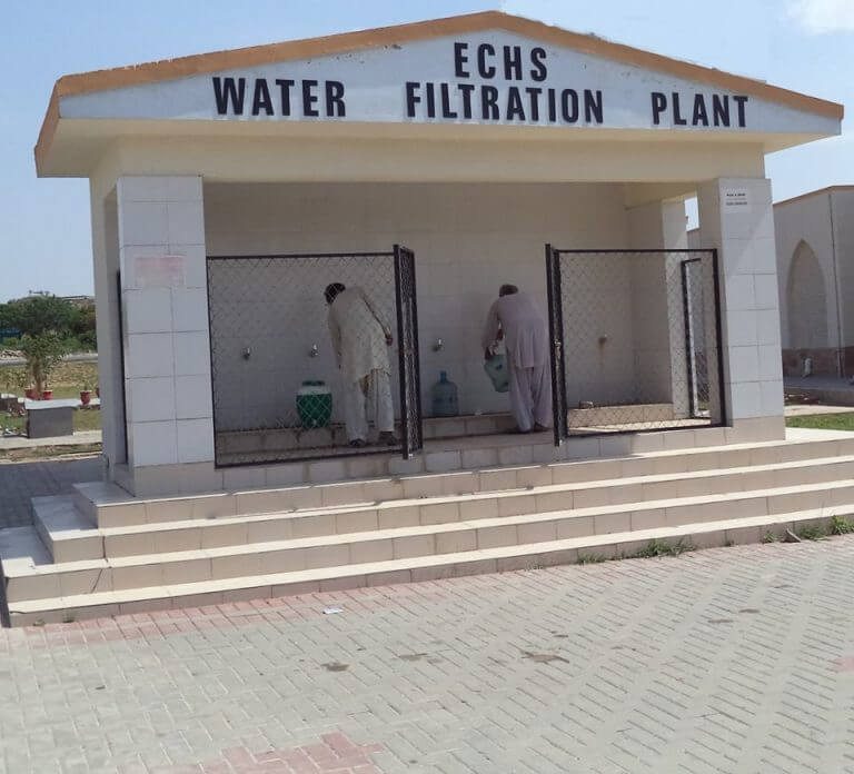 Water-Filteration-Plant-D-18-ECHS